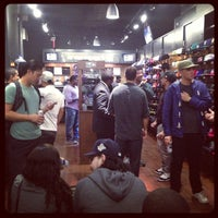 Photo taken at New Era Flagship Store: New York by Devonta on 10/5/2012
