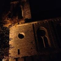 Photo taken at Reformierte Kirche by Niklas W. on 11/24/2012