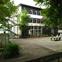 Photo taken at Katholische Grundschule St. Rafael by Niklas W. on 6/25/2015