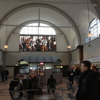 Photo taken at Hagen Hauptbahnhof by Niklas W. on 2/5/2013