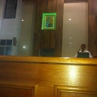 Photo taken at Igreja Nossa Senhora do Perpétuo Socorro by Raquel F. on 6/25/2014