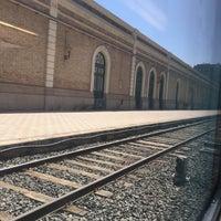 Photo taken at Estación de Cartagena by Jose P. on 8/22/2017
