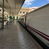 Photo taken at Estación de Cartagena by Jose P. on 5/1/2017