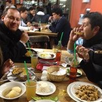 Photo taken at Caldo Parao by Natalia L. on 11/18/2012