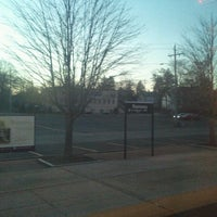 Photo taken at NJT - Ramsey Station (MBPJ) by Hannah R. on 11/28/2013