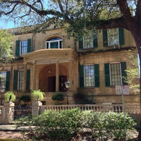 Photo taken at Telfair Museums' Owens-Thomas House by Frank P. on 4/6/2013