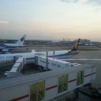 Photo taken at Malaysia Airlines Golden Lounge by iswadizainuddin on 6/25/2013