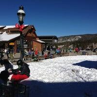Photo taken at Breck Connect Gondola by Jennifer H. on 1/5/2013