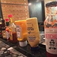 Photo taken at Burger 7 by David H. on 11/4/2014