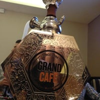 Photo taken at Grand Cafe by Moe I. on 11/11/2012