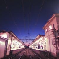 Photo taken at Keisei-Ōkubo Station (KS27) by Tatsuya M. on 1/13/2018