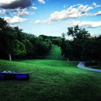 Photo taken at Elmwood Park Golf Course by Bill G. on 8/17/2013