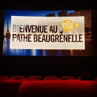 Photo taken at Pathé Beaugrenelle by Romain S. on 11/8/2013