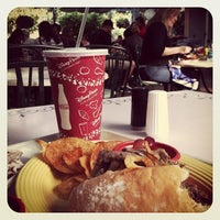 Photo taken at French Market Restaurant by R. A. Pedersen on 12/9/2012