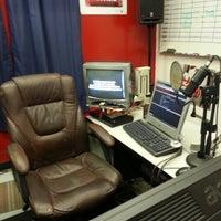 Photo taken at MSC Radio by Thom E. on 3/4/2013