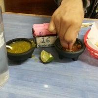 Photo taken at Las Salsas by Michael M. on 5/3/2013