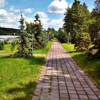 Photo taken at Национальный парк «Орловское полесье» by Timur M. on 6/8/2013