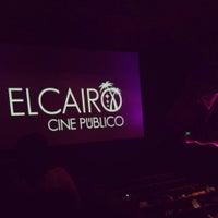 Foto tomada en El Cairo - Cine Público por Lucas L. el 2/9/2014