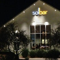 Photo taken at Solbar at Solage Calistoga by Won Sun P. on 1/22/2013