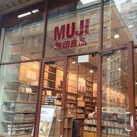 Photo taken at MUJI by Won Sun P. on 5/11/2013