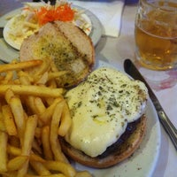 Photo taken at Alfredo's Barbacoa by Beatriz E. on 5/3/2013