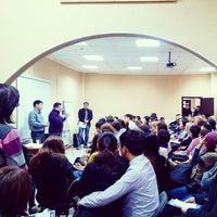 Photo taken at Единый тренинговый центр, коворкинг by Felix K. on 11/17/2014