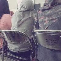 Photo taken at Fakultas Matematika dan Ilmu Pengetahuan Alam (MIPA) by Shafiraa N. on 2/26/2014
