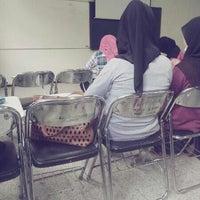 Photo taken at Fakultas Matematika dan Ilmu Pengetahuan Alam (MIPA) by Shafiraa N. on 3/5/2014