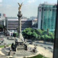 Photo taken at Monumento a la Independencia by Chac G. on 7/17/2013