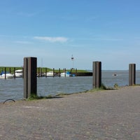 Photo taken at Dangaster Hafen by André D. on 7/7/2013