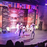 Photo taken at Grand Ring Anfi theater by 🚤🇹🇷🅾ğu🇿🏊⚓ on 7/14/2016