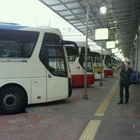 Photo taken at Seoul Express Bus Terminal by Gilbert R. on 5/3/2013