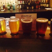 Photo taken at Streetcar Bistro & Taproom by Miles F. on 2/15/2014