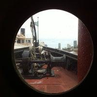 Photo taken at Hercules Tug Boat by Dasha K. on 5/15/2013