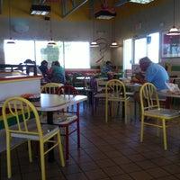 Photo taken at Del Taco by Dasha K. on 5/14/2013