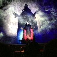 Снимок сделан в Театр музыкальной комедии пользователем Руслан М. 2/26/2013