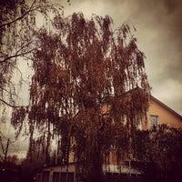 Photo taken at Хинкальная by Katya T. on 10/15/2013