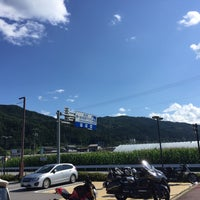 Photo taken at 道の駅 信州新野千石平 by ゆうか on 8/19/2017