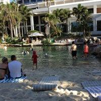 Photo taken at Lagoon & Pool by Julia G. on 3/16/2013