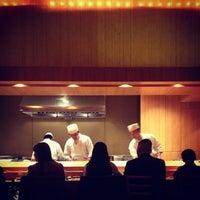 10/17/2012 tarihinde Jiabei C.ziyaretçi tarafından Sushi Yasuda'de çekilen fotoğraf
