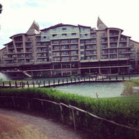 Photo taken at Sueno Hotels Golf by Yuksel G. on 4/15/2013