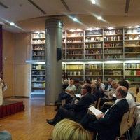Photo taken at Edificio Bertelsmann Barcelona by JP B. on 7/3/2014
