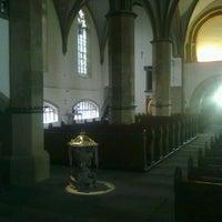 Das Foto wurde bei Stiftskirche Obernkirchen von bussfoerare R. am 2/2/2013 aufgenommen
