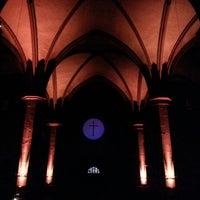 Das Foto wurde bei Stiftskirche Obernkirchen von bussfoerare R. am 11/1/2014 aufgenommen