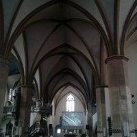 Das Foto wurde bei Stiftskirche Obernkirchen von bussfoerare R. am 6/29/2014 aufgenommen