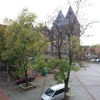 Das Foto wurde bei Stiftskirche Obernkirchen von bussfoerare R. am 10/18/2014 aufgenommen