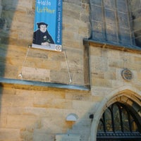 Das Foto wurde bei Stiftskirche Obernkirchen von bussfoerare R. am 10/23/2012 aufgenommen