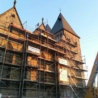 Das Foto wurde bei Stiftskirche Obernkirchen von bussfoerare R. am 7/9/2015 aufgenommen
