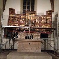 Das Foto wurde bei Stiftskirche Obernkirchen von bussfoerare R. am 11/5/2013 aufgenommen