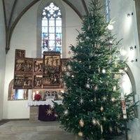 Das Foto wurde bei Stiftskirche Obernkirchen von bussfoerare R. am 12/21/2014 aufgenommen